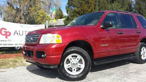 2004 Ford Explorer for sale at GP Auto Connection Group in Haines City FL