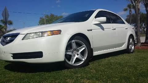 2005 Acura TL for sale at GP Auto Connection Group in Haines City FL