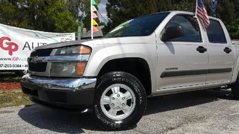 2005 Chevrolet Colorado for sale at GP Auto Connection Group in Haines City FL