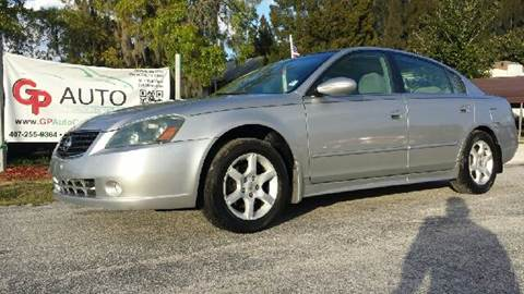 2005 Nissan Altima for sale at GP Auto Connection Group in Haines City FL