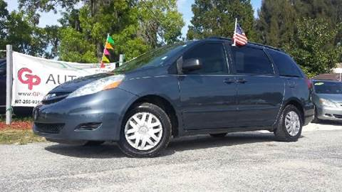 2008 Toyota Sienna for sale at GP Auto Connection Group in Haines City FL