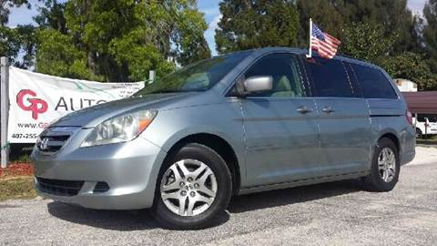 2005 Honda Odyssey for sale at GP Auto Connection Group in Haines City FL