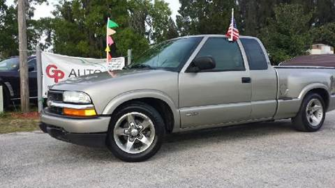 2003 Chevrolet S-10 for sale at GP Auto Connection Group in Haines City FL