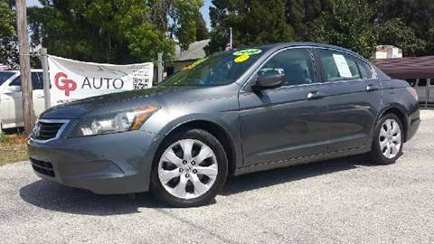 2010 Honda Accord for sale at GP Auto Connection Group in Haines City FL