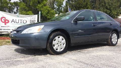 2004 Honda Accord for sale at GP Auto Connection Group in Haines City FL