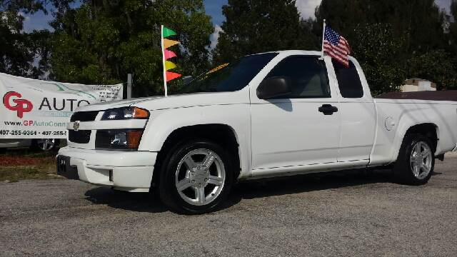 2004 Chevrolet Colorado 4dr Extended Cab Z85 Ls Rwd Sb In