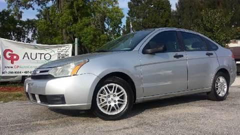 2010 Ford Focus for sale at GP Auto Connection Group in Haines City FL