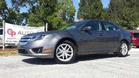 2011 Ford Fusion for sale at GP Auto Connection Group in Haines City FL