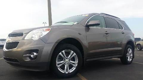 2010 Chevrolet Equinox for sale at GP Auto Connection Group in Haines City FL