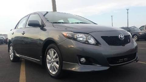 2010 Toyota Corolla for sale at GP Auto Connection Group in Haines City FL