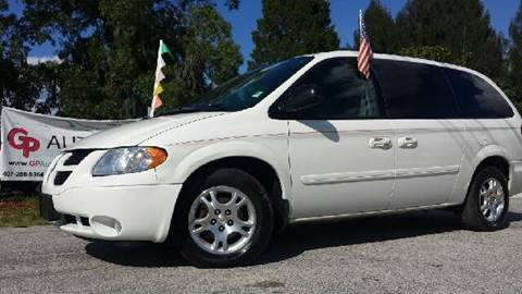 2004 Dodge Grand Caravan for sale at GP Auto Connection Group in Haines City FL