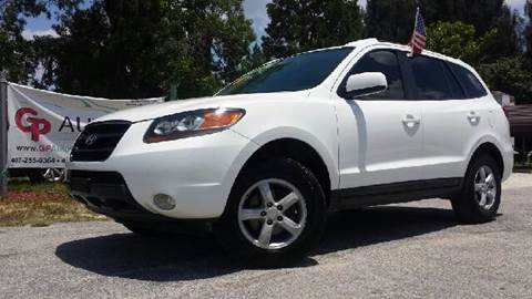 2007 Hyundai Santa Fe for sale at GP Auto Connection Group in Haines City FL