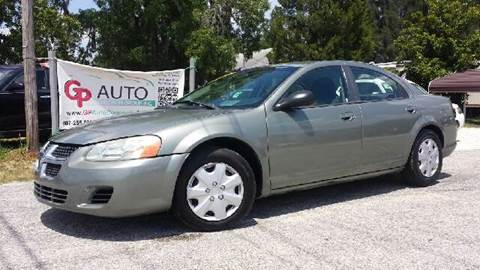 2006 Dodge Stratus for sale at GP Auto Connection Group in Haines City FL