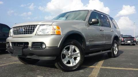 2005 Ford Explorer for sale at GP Auto Connection Group in Haines City FL