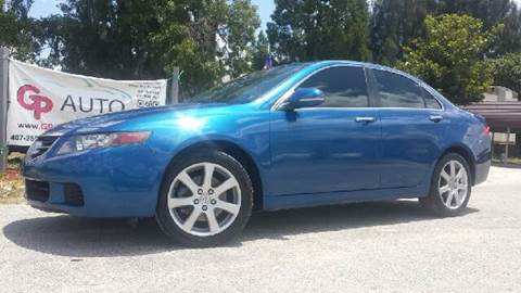 2005 Acura TSX for sale at GP Auto Connection Group in Haines City FL