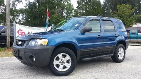 2007 Ford Escape for sale at GP Auto Connection Group in Haines City FL