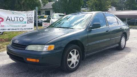 1995 Honda Accord for sale at GP Auto Connection Group in Haines City FL