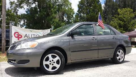 2005 Toyota Corolla for sale at GP Auto Connection Group in Haines City FL