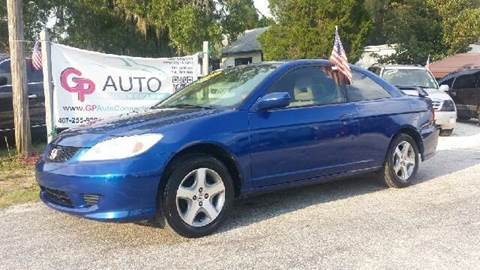 2004 Honda Civic for sale at GP Auto Connection Group in Haines City FL