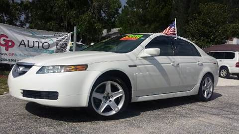 2004 Acura TL for sale at GP Auto Connection Group in Haines City FL