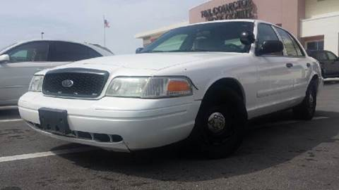 2003 Ford Crown Victoria for sale at GP Auto Connection Group in Haines City FL
