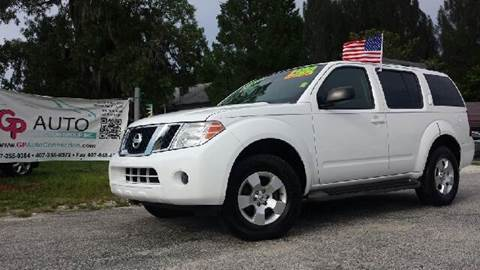 2009 Nissan Pathfinder for sale at GP Auto Connection Group in Haines City FL