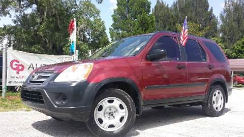 2006 Honda CR-V for sale at GP Auto Connection Group in Haines City FL