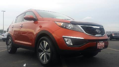 2011 Kia Sportage for sale at GP Auto Connection Group in Haines City FL