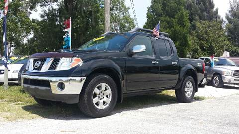 2006 Nissan Frontier for sale at GP Auto Connection Group in Haines City FL