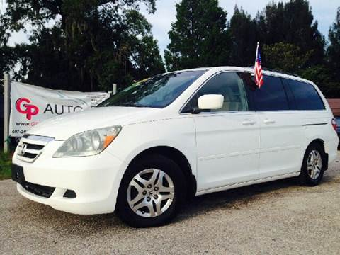 2006 Honda Odyssey for sale at GP Auto Connection Group in Haines City FL