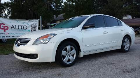 2008 Nissan Altima for sale at GP Auto Connection Group in Haines City FL