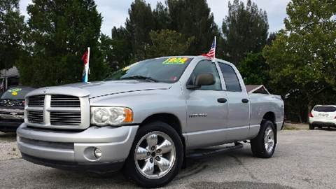 2002 Dodge Ram Pickup 1500 for sale at GP Auto Connection Group in Haines City FL