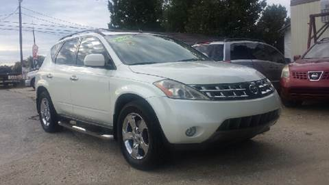 2003 Nissan Murano for sale at GP Auto Connection Group in Haines City FL