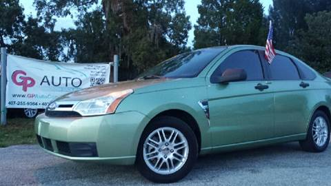 2008 Ford Focus for sale at GP Auto Connection Group in Haines City FL
