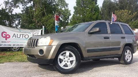 2005 Jeep Grand Cherokee for sale at GP Auto Connection Group in Haines City FL