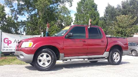 2003 Ford Explorer Sport Trac for sale at GP Auto Connection Group in Haines City FL
