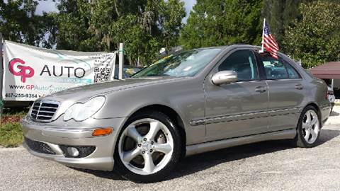 2006 Mercedes-Benz C-Class for sale at GP Auto Connection Group in Haines City FL