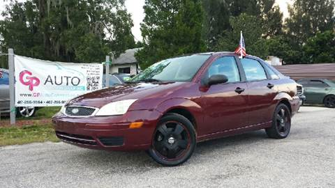 2007 Ford Focus for sale at GP Auto Connection Group in Haines City FL
