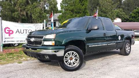 2006 Chevrolet Silverado 1500 for sale at GP Auto Connection Group in Haines City FL