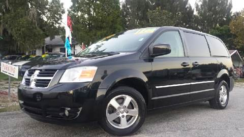 2008 Dodge Grand Caravan for sale at GP Auto Connection Group in Haines City FL