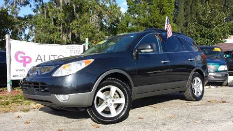 2008 Hyundai Veracruz for sale at GP Auto Connection Group in Haines City FL