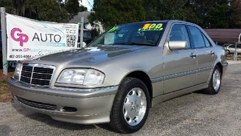 1999 Mercedes-Benz C-Class for sale at GP Auto Connection Group in Haines City FL