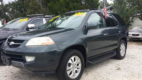 2003 Acura MDX for sale at GP Auto Connection Group in Haines City FL