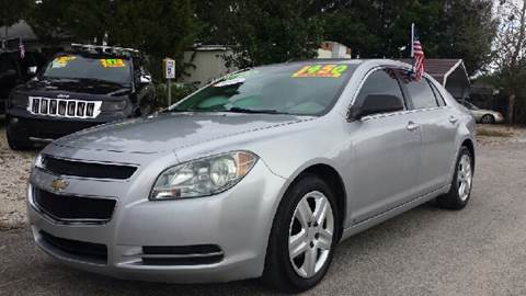 2009 Chevrolet Malibu for sale at GP Auto Connection Group in Haines City FL
