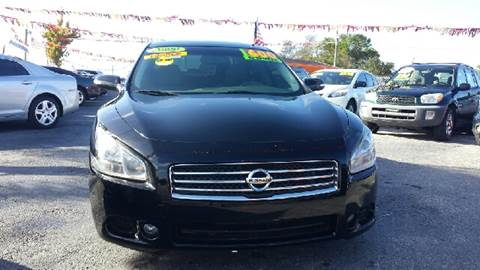 2009 Nissan Maxima for sale at GP Auto Connection Group in Haines City FL