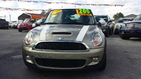 2007 MINI Cooper for sale at GP Auto Connection Group in Haines City FL