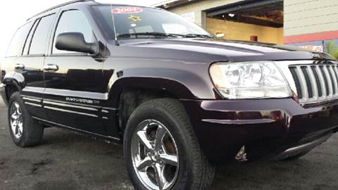 2004 Jeep Grand Cherokee for sale at GP Auto Connection Group in Haines City FL