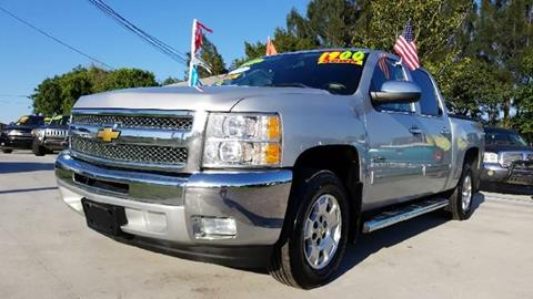 2012 Chevrolet Silverado 1500 for sale at GP Auto Connection Group in Haines City FL