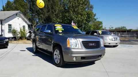 2007 GMC Yukon XL for sale at GP Auto Connection Group in Haines City FL