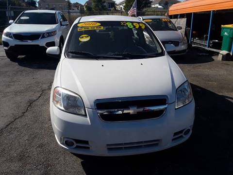 2010 Chevrolet Aveo for sale at GP Auto Connection Group in Haines City FL